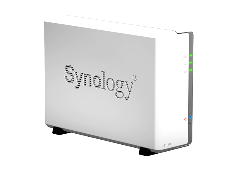 Synology announces Diskstation DS119j entry-level NAS!