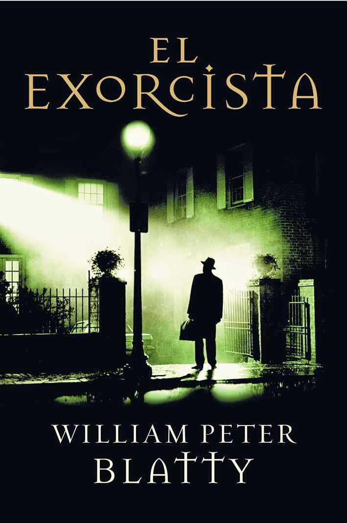 El exorcista, William Peter Blatty.