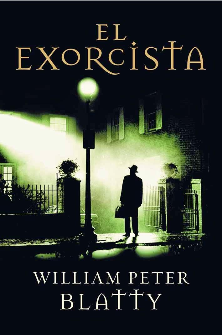 El exorcista, William Peter Blatty.
