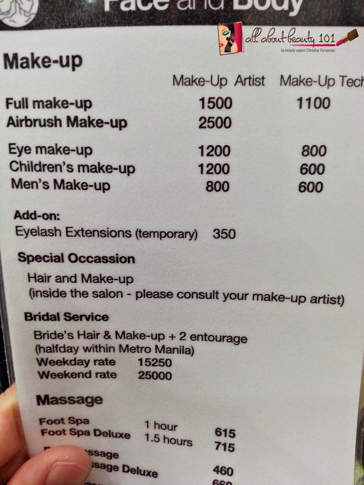 David Salon Hair And Makeup 2019 Mugeek Vidalondon
