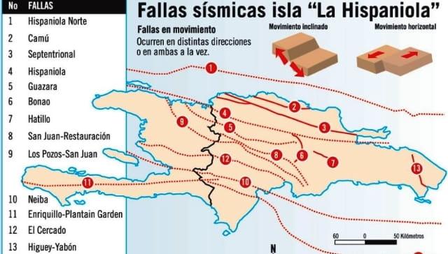 fallas-geológicas-de-república-dominicana