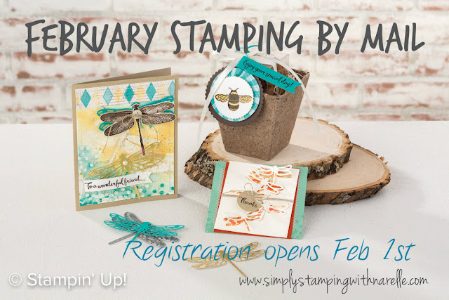 Stamping By Mail - Simply Stamping with Narelle - Register here - http://www.simplystampingwithnarelle.com/p/stamping-by-mail.html