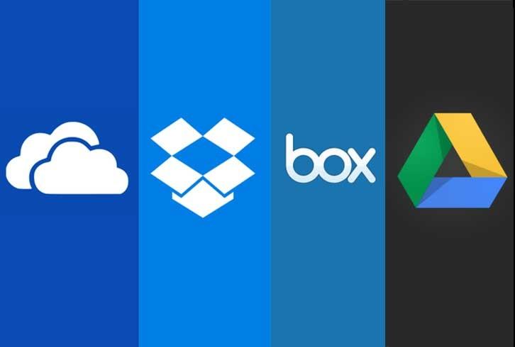 iCloud vs Google Drive vs OneDrive vs Dropbox