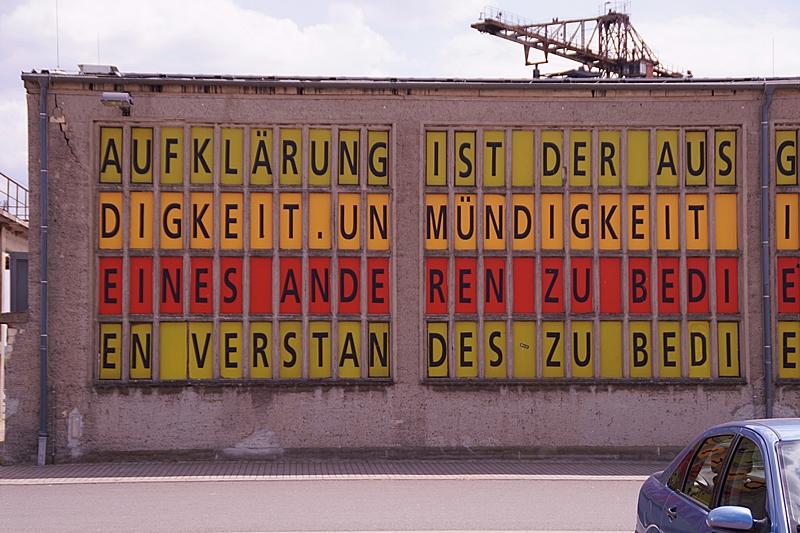 Ausflugstipp: Freilichtmuseum Ferropolis in Gräfenhainichen (Sachsen-Anhalt)