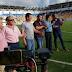 Por primera vez  Matamoros presencia un partido oficial de Fútbol de primera división.