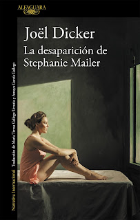 """Reseña: """"La desaparición de Stephanie Mailer"""" - Joël Dicker"""