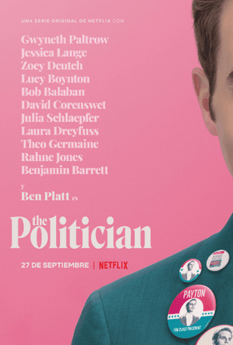 The Politician, Póster, Ryan Murphy, Netflix
