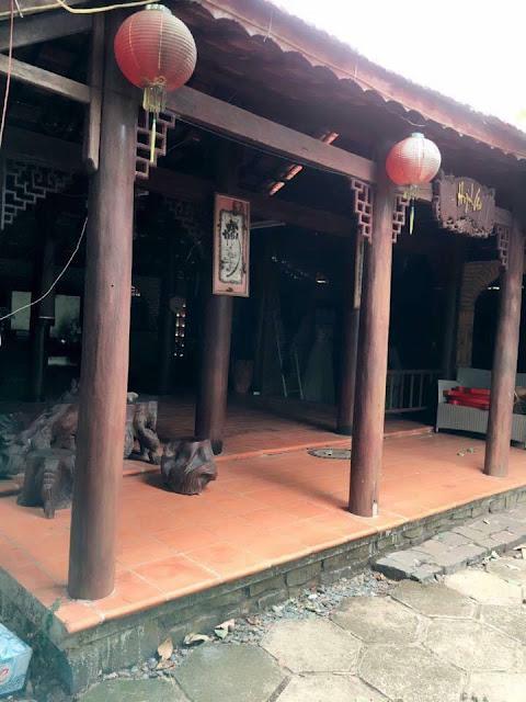 Bán nhà vườn sinh thái Suối Chồn, xã Bảo Vinh Long Khánh 02