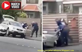 tersangka terror new zealand tertangkap polisi