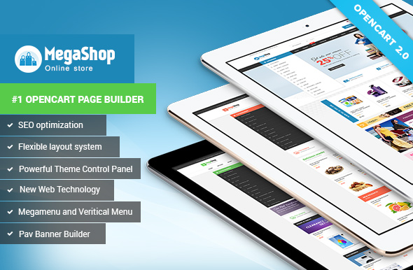 Download – Pav Megashop – Opencart 2.0 theme