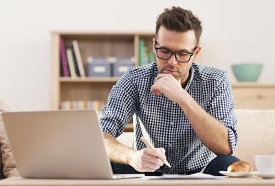 cara menjadi penulis online