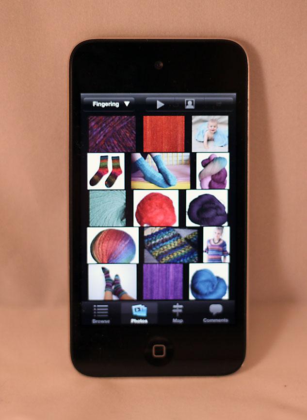 knottygnome crafts: Half-assed App Review: Yarn U