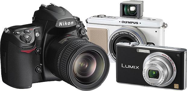 Simak Cara yang Bisa Anda Gunakan untuk Memilih Kamera Digital yang Tepat