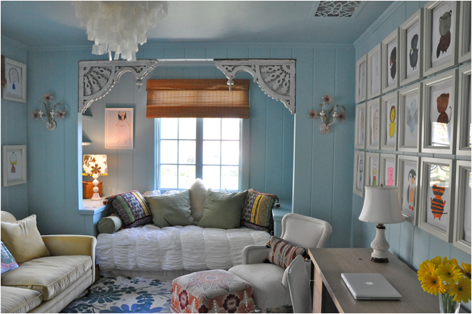 Not Pink and Beautiful Teen Girl Bedrooms - Home ... on Pretty Rooms For Teenage Girl  id=95537