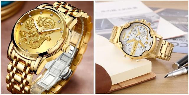 Элитные часы в подарок мужчине