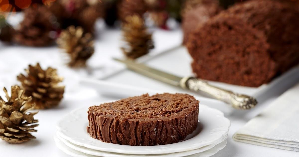 Delicious Alchemy Christmas Cake