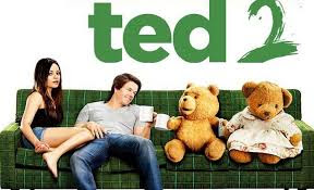 Ted 2 (2015) Hollywood animated