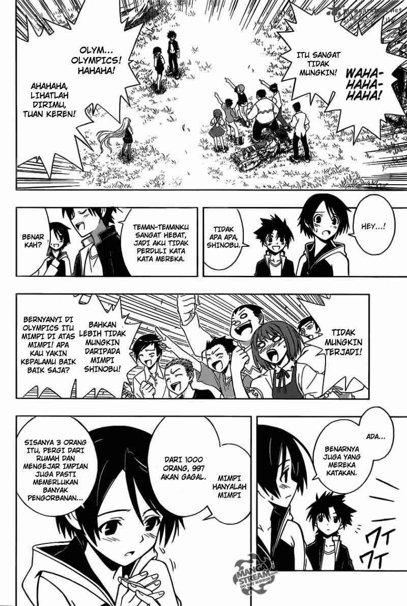 Manga UQ Holder Chapter 2 Bahasa Indonesia