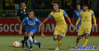 Susunan Pemain Persib Bandung vs Barito Putera
