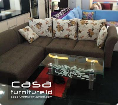Sofa minimalis tangerang