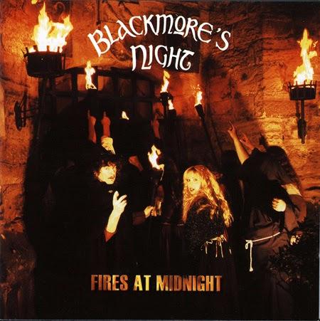 Blackmore's Night - Fires At Midnight (2001)