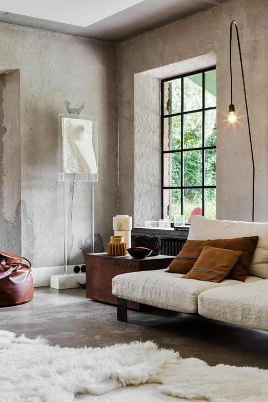 Decoraci n en tonos neutros que es de todo menos aburrida for Interieur stijlen