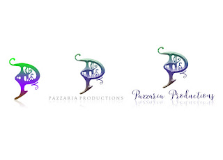 Pazzaria Productions Logo Progression