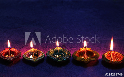 Diwali Lines