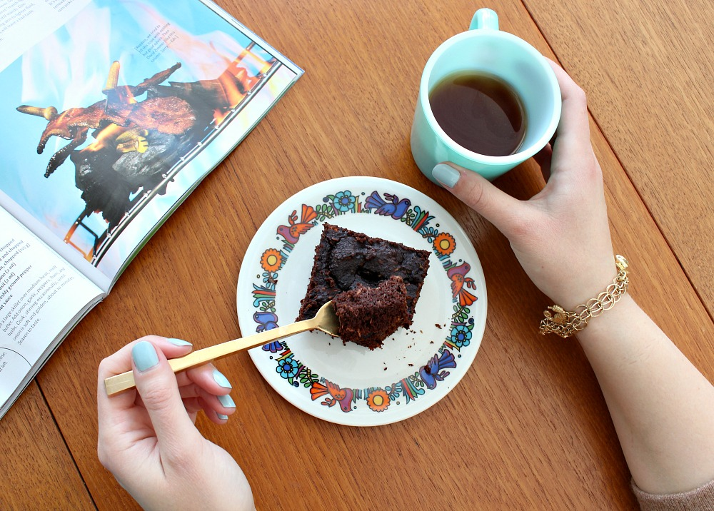 Grain-free Refined Sugar Free Chocolate Zucchini Cake Recipe