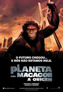 Assistir Planeta dos Macacos: A Origem Dublado Online HD