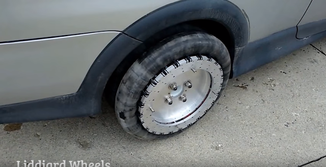 These Omnidirectional Wheels