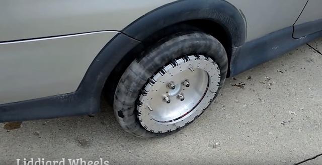 These Omnidirectional Wheels