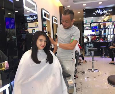 Beauty salon Ngàn Tóc Đẹp