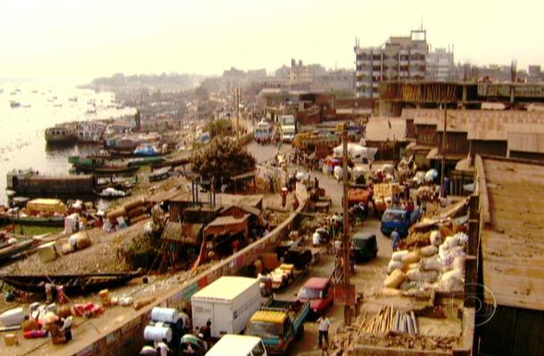Daca, capital de Bangladesh