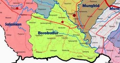 Macam-macam Informasi: Kota Borobudur