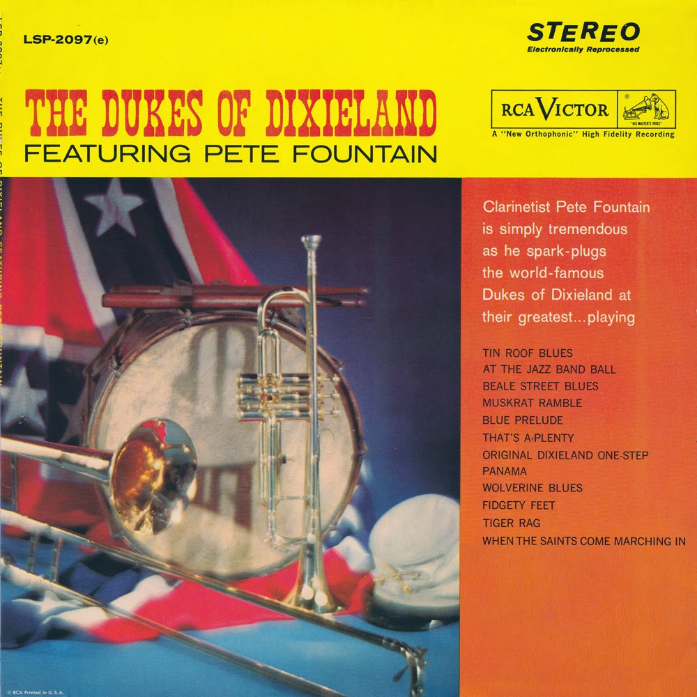 Guy S Discographies The Dukes Of Dixieland Featuring Pete