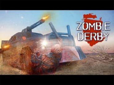 تحميل لعبة Zombie Derby. Ride to Survive برابط مباشر على الكمبيوتر