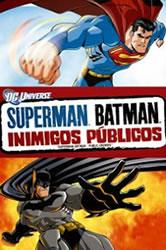 Superman e Batman Inimigos Públicos Dublado
