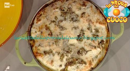 Lasagne soffiate ai carciofi ricetta Moroni da Prova del Cuoco