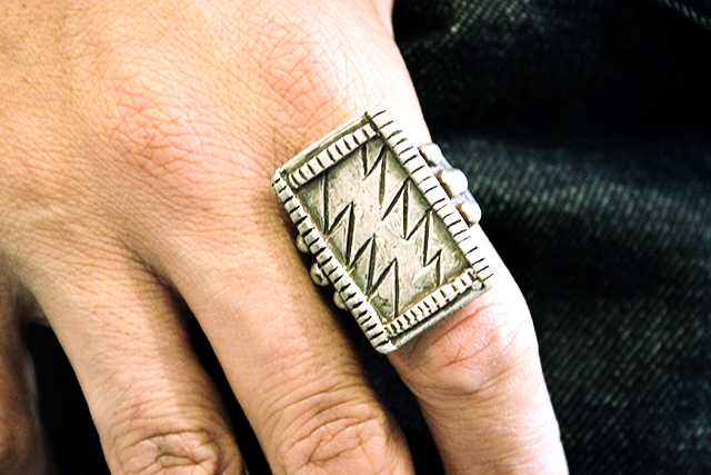 gypsyhunterジプシーハンターindianjewelryインディアンジュエリーnavajoナバホ族greenangleグリーンアングル原宿harajuku