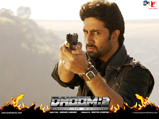 Abhishek Bachchan In Action