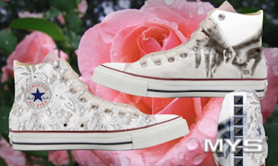 converse all star personalizzate matrimonio