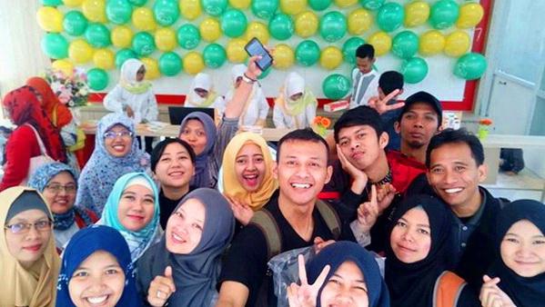 Madinah Cake Blogger Bandung