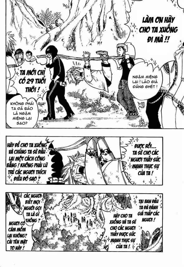 Fairy Tail chap 137 trang 14