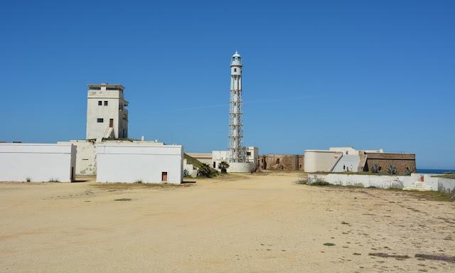 Fort San Sebastian Cadiz