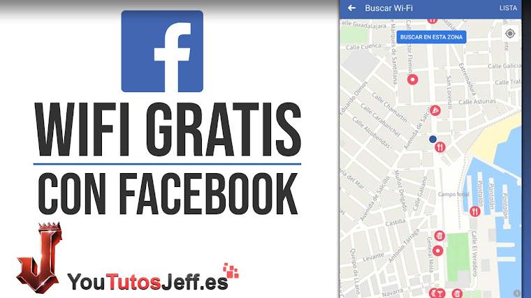 Encontrar Wifi Gratis con Facebook - Trucos Facebook