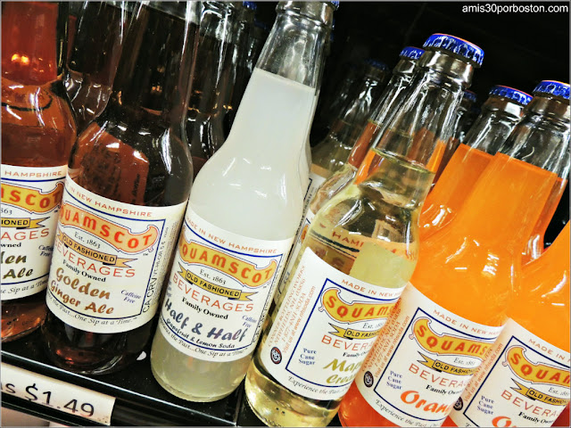 Applecrest Farm Market: Refrescos
