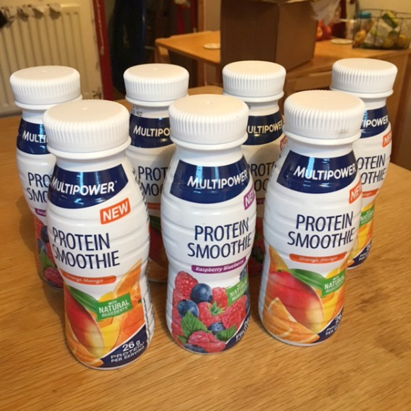 Multipower protein smoothie
