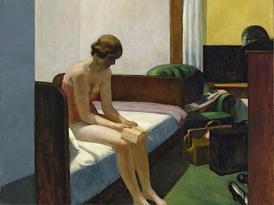 influencia en la literatura del cuadro habitación de hotel