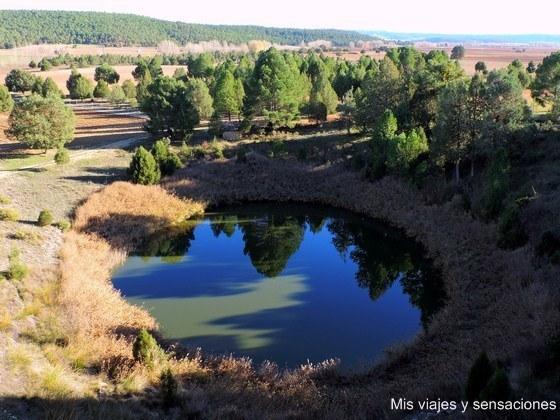 Lagunilla de las Tortugas, Cañada del Hoyo, Cuenca
